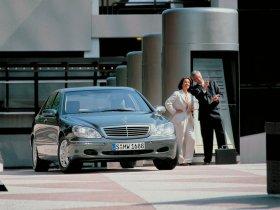 Ver foto 24 de Mercedes Clase S 1998