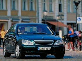 Ver foto 22 de Mercedes Clase S 1998