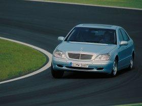 Ver foto 21 de Mercedes Clase S 1998