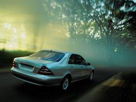 Ver foto 37 de Mercedes Clase S 1998