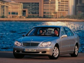 Ver foto 19 de Mercedes Clase S 1998
