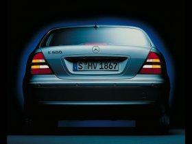 Ver foto 18 de Mercedes Clase S 1998