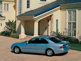 Ver foto 17 de Mercedes Clase S 1998