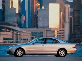 Ver foto 16 de Mercedes Clase S 1998