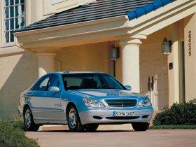 Ver foto 15 de Mercedes Clase S 1998