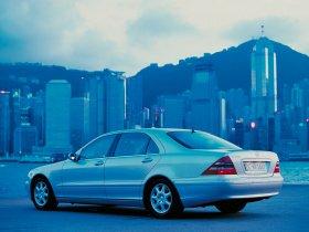 Ver foto 14 de Mercedes Clase S 1998
