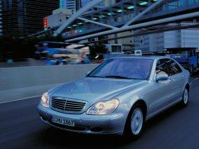 Ver foto 13 de Mercedes Clase S 1998