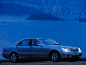 Ver foto 12 de Mercedes Clase S 1998