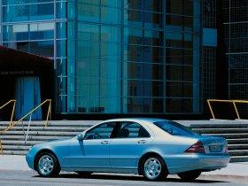 Ver foto 10 de Mercedes Clase S 1998