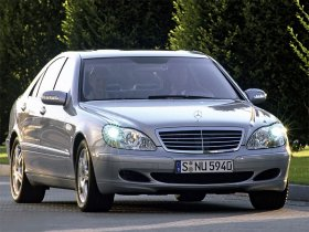Ver foto 36 de Mercedes Clase S 1998