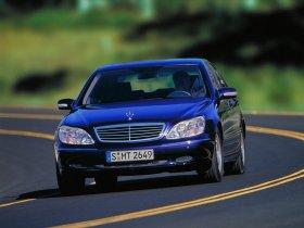 Ver foto 9 de Mercedes Clase S 1998