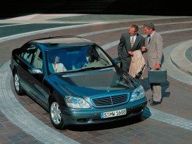 Ver foto 33 de Mercedes Clase S 1998