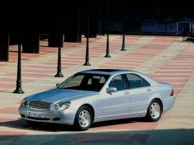 Ver foto 32 de Mercedes Clase S 1998