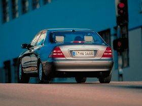 Ver foto 31 de Mercedes Clase S 1998