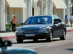 Ver foto 30 de Mercedes Clase S 1998