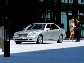 Ver foto 5 de Mercedes Clase S 1998