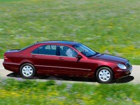 Ver foto 3 de Mercedes Clase S 1998