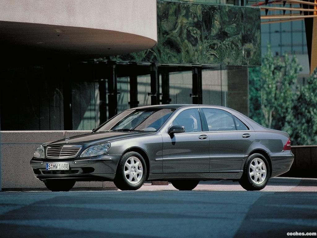 Foto 0 de Mercedes Clase S 1998