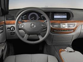 Ver foto 8 de Mercedes S-Klasse 2005