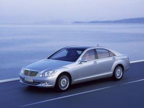 Ver foto 6 de Mercedes S-Klasse 2005
