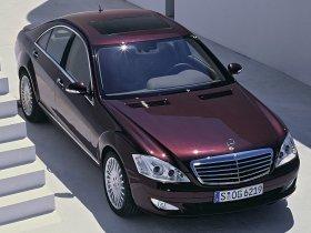 Ver foto 4 de Mercedes S-Klasse 2005