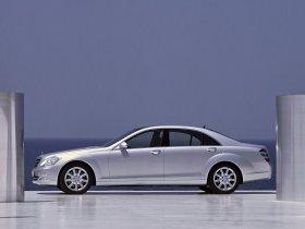 Ver foto 2 de Mercedes S-Klasse 2005