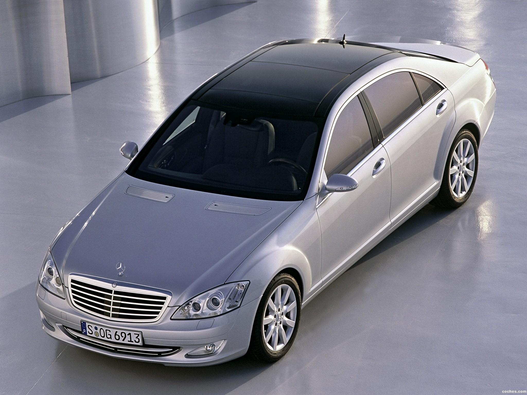 Foto 0 de Mercedes S-Klasse 2005