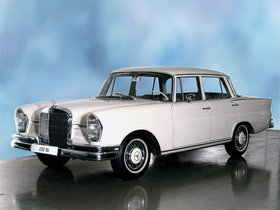 Fotos de Mercedes S-Klasse 220SB W111 W112 1959