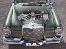 Ver foto 5 de Mercedes Clase S 220SE Cabriolet W111 W112 1963