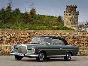 Ver foto 4 de Mercedes Clase S 220SE Cabriolet W111 W112 1963