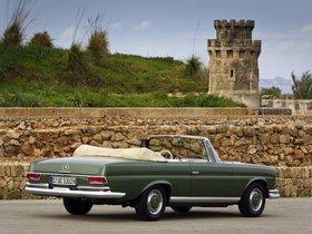 Ver foto 2 de Mercedes Clase S 220SE Cabriolet W111 W112 1963