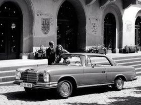 Ver foto 8 de Mercedes Clase S 220SE Coupe W111 W112 1961