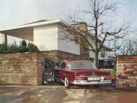 Ver foto 7 de Mercedes Clase S 220SE Coupe W111 W112 1961