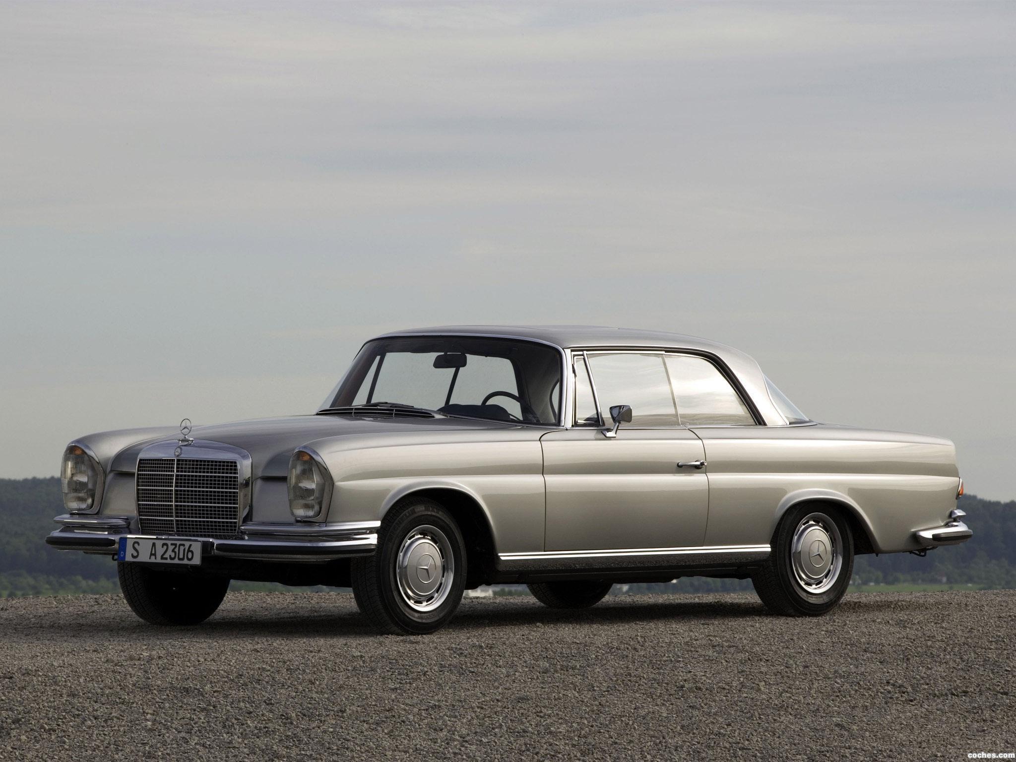 Foto 0 de Mercedes Clase S 220SE Coupe W111 W112 1961