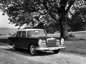 Ver foto 3 de Mercedes S-Klasse 220SE W111 W112 1959