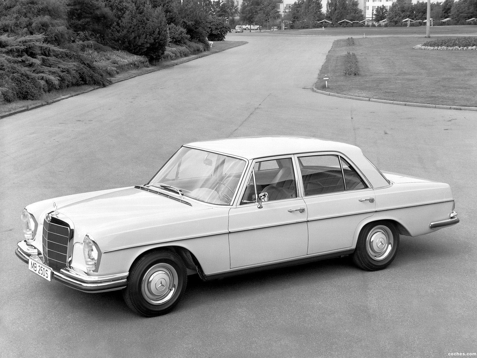 Foto 0 de Mercedes Clase S 250S W108 W109 1966