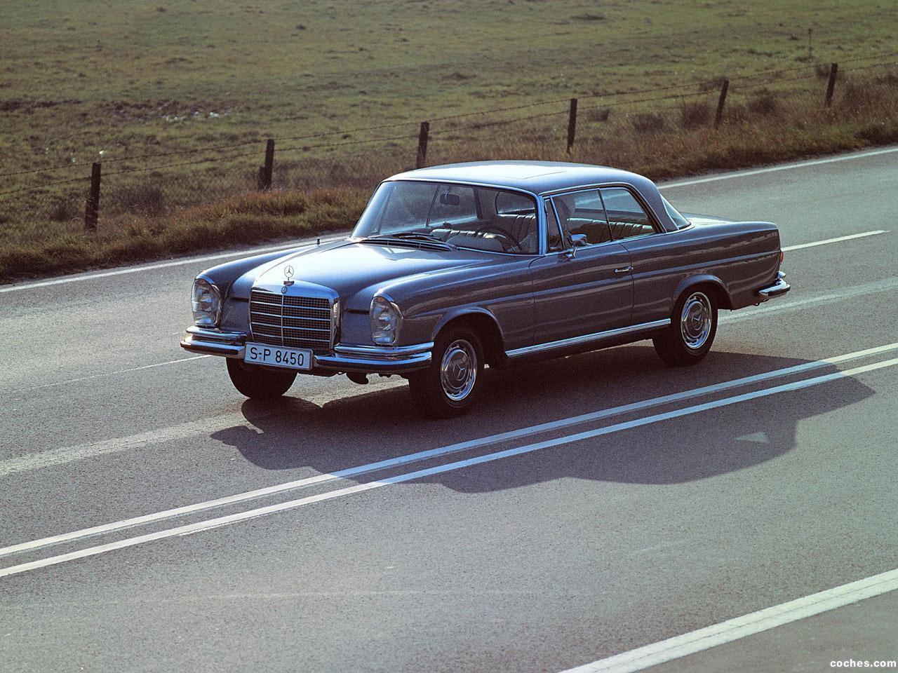 Foto 0 de Mercedes Clase S 250SE Coupe W111 W112 1965