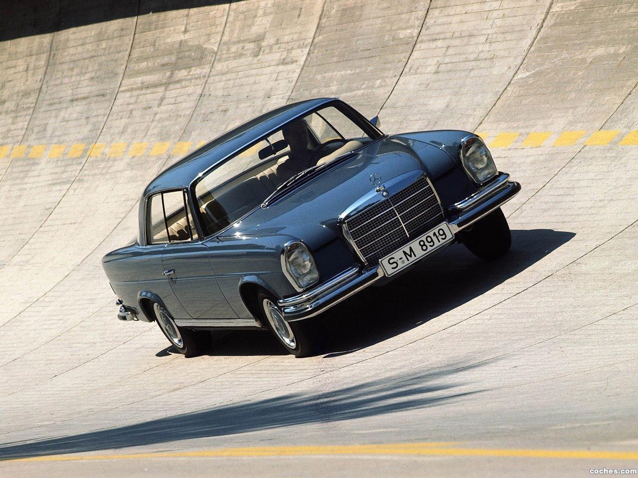 Foto 0 de Mercedes Clase S 280SE 3.5 Coupe W111 W112 1969