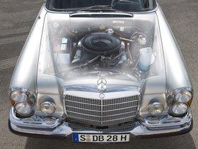 Ver foto 7 de Mercedes Clase S 280SE Cabriolet W111 W112 1968