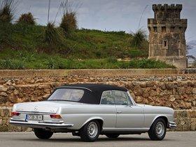 Ver foto 5 de Mercedes Clase S 280SE Cabriolet W111 W112 1968