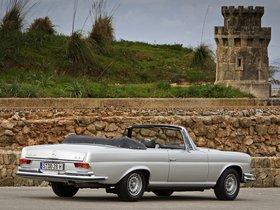 Ver foto 3 de Mercedes Clase S 280SE Cabriolet W111 W112 1968