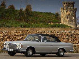 Ver foto 2 de Mercedes Clase S 280SE Cabriolet W111 W112 1968