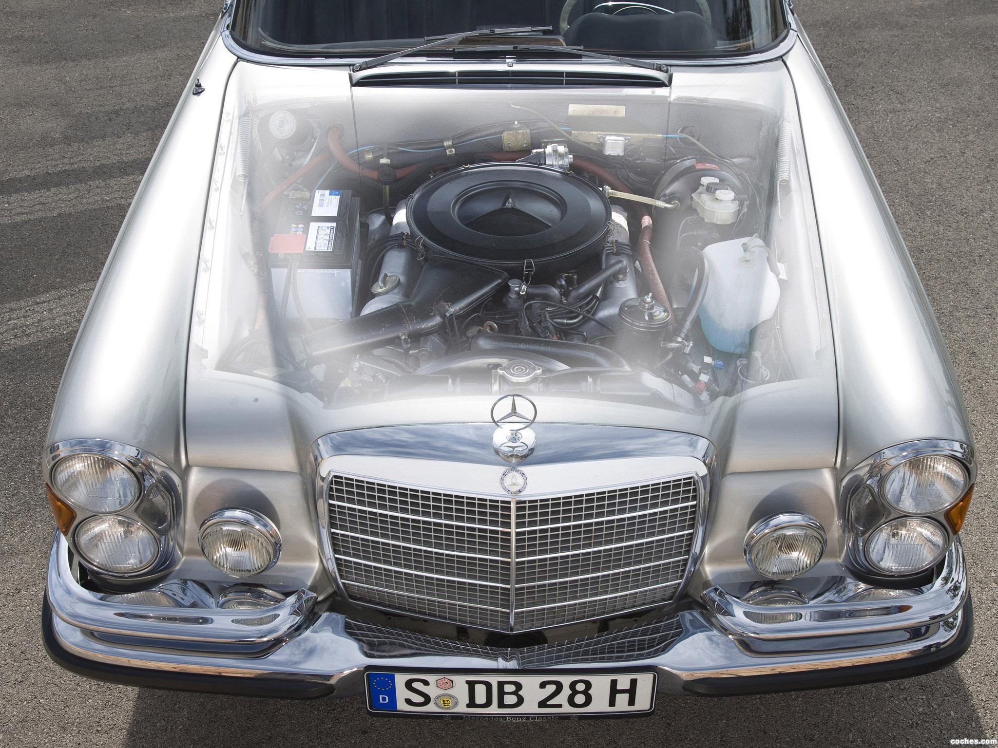 Foto 6 de Mercedes Clase S 280SE Cabriolet W111 W112 1968