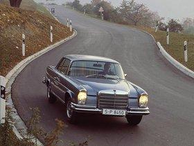 Ver foto 3 de Mercedes Clase S 280SE Coupe W111 W112 1968