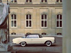 Ver foto 2 de Mercedes Clase S 280SE Coupe W111 W112 1968