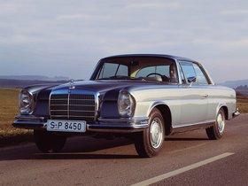 Fotos de Mercedes Clase S 280SE Coupe W111 W112 1968