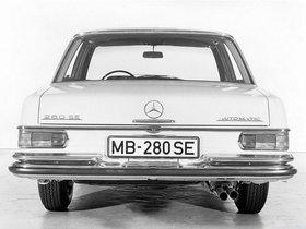 Ver foto 3 de Mercedes Clase S 280SE W108 1968