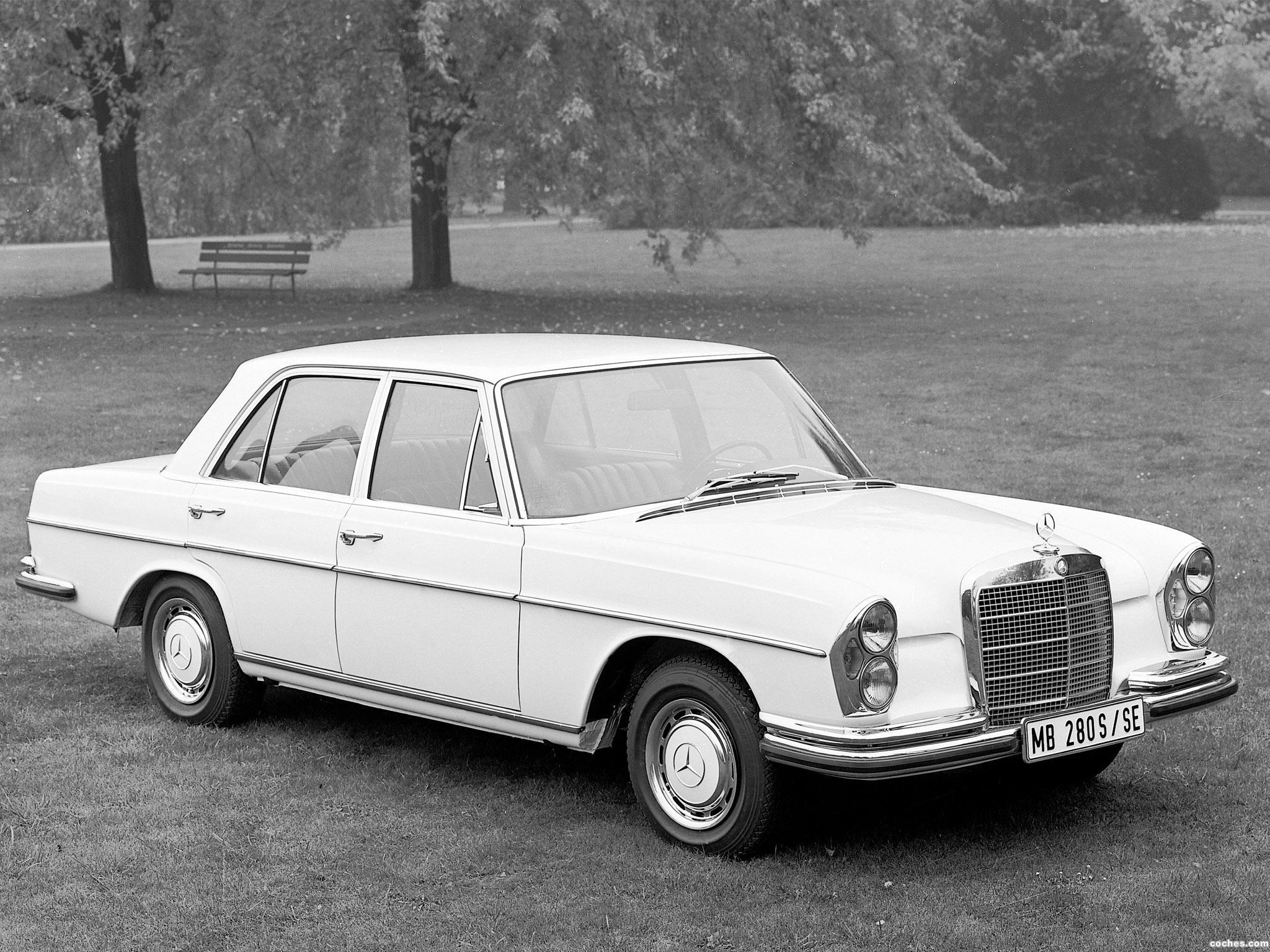Foto 0 de Mercedes Clase S 280SE W108 1968