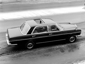Ver foto 2 de Mercedes Clase S 280SEL 3.5 Guard W108 1971