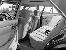 Ver foto 5 de Mercedes S-Klasse 300SD Turbodiesel Sedan W126 1981